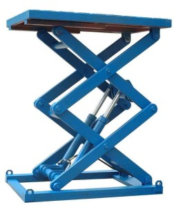 Scissor lift manufacturers in Chennai